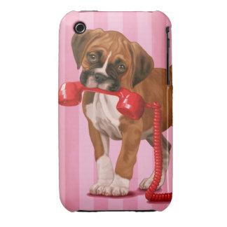 Boxer Puppy iPhone 3 Case