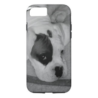 Boxer puppy iPhone 7 case