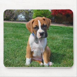 Boxer Puppy Mousepad
