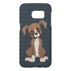 Case-Mate Barely There Samsung Galaxy S7 Case with Boxer Phone Cases design