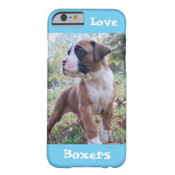 Case-Mate Barely There iPhone 6 Case with Boxer Phone Cases design