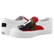 Boxer puppy Slip-On sneakers
