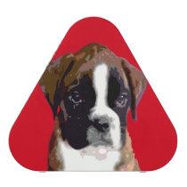 Boxer puppy speaker