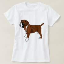 Boxer Puppy T-Shirt