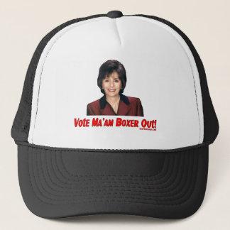 Boxer Rebellion / Vote Ma'am Out Hat