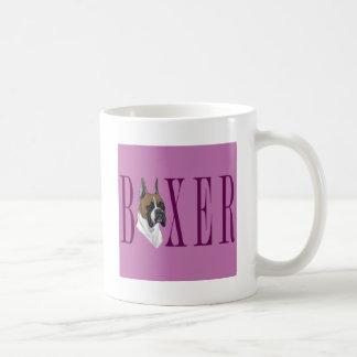 Boxer Sign Design Coffee Mug