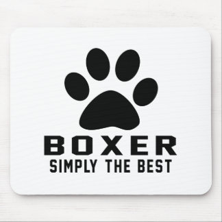 Boxer Simply the best Mousepads