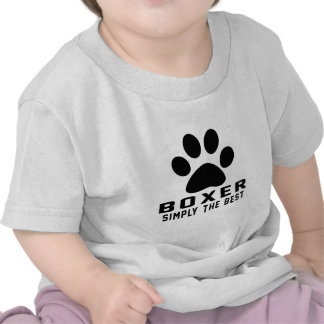 Boxer Simply the best Shirt
