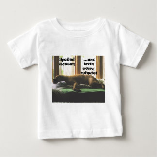 Boxer:  Spoiled Rotten Baby T-Shirt