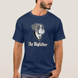 Boxer T-shirt, dog themed apparel T-Shirt