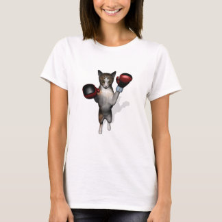 Boxer Tabby T-Shirt