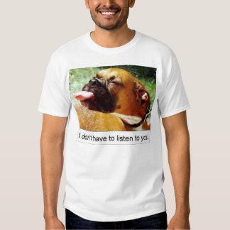 Boxer Tee Shirt