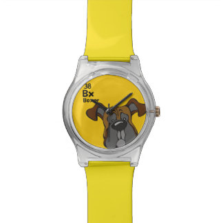 Boxer - The Dog Table Watch