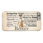Boxer Traits iPhone 6 Case