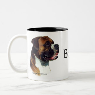 Boxer Trivia Mug