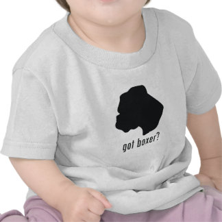 Boxer Tee Shirts