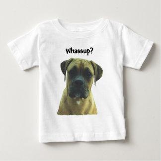 Boxer:  Whassup? Baby T-Shirt
