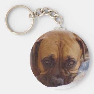 Boxer:  Whole Lotta Soul Keychain