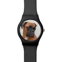 boxer wrist watch
