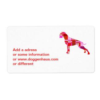 Boxerdog Karro Label