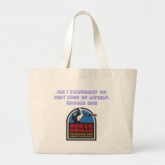BoxerdrillZ Handbag Tote Bag