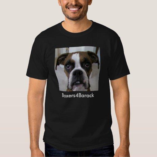 Boxers4Barack Tee Shirt