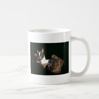 Boxers and Bostons: Awesome Twosome 2 Coffee Mug