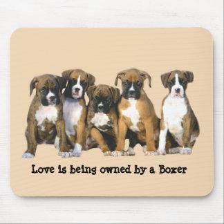 Boxers Mousepad