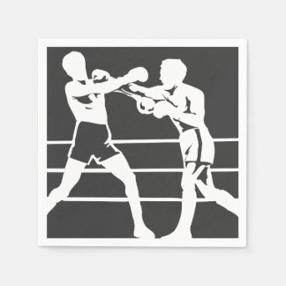 Boxers Napkin