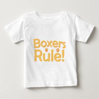 Boxers Rule! Infant T-shirt