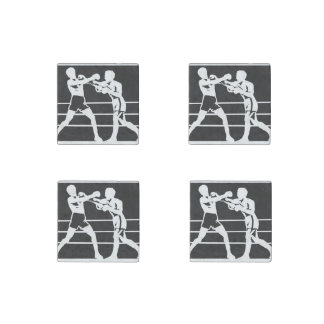 Boxers Stone Magnet