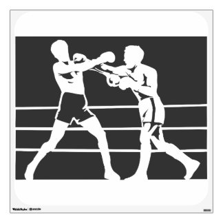 Boxers Wall Sticker