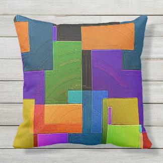 Boxes 4U Outdoor Pillow