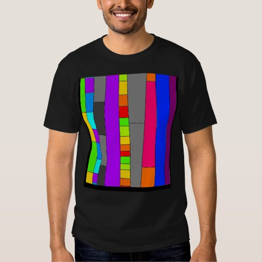 Boxes and Lines T-shirts
