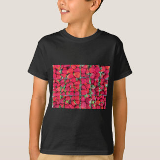 Boxes filled with red strawberries T-Shirt
