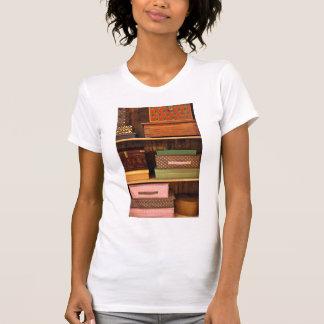 Boxes Ladies T-Shirt