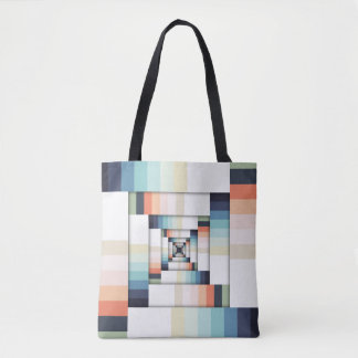 Boxes of Colors Tote Bag