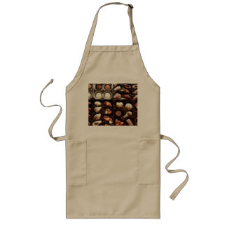 Boxes of Fancy Chocolates Long Apron