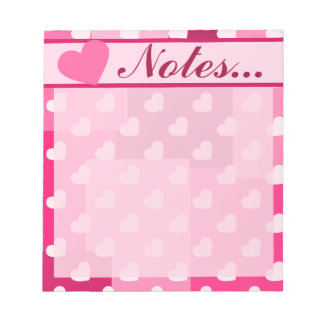 Boxes of Love Notepad