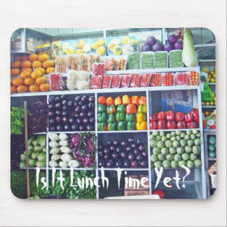 Boxes of Veggies Mouse Pad