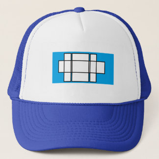 Boxes Trucker Hat