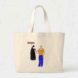 BOXEUR.png Tote Bag