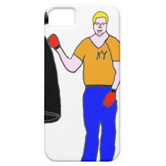 BOXEUR.png iPhone SE/5/5s Case