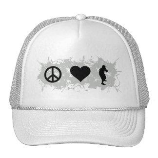 Boxing 2 trucker hat