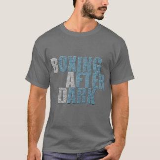 BOXING AFTER DARK T-Shirt