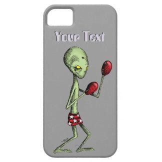 Boxing Alien iPhone SE/5/5s Case