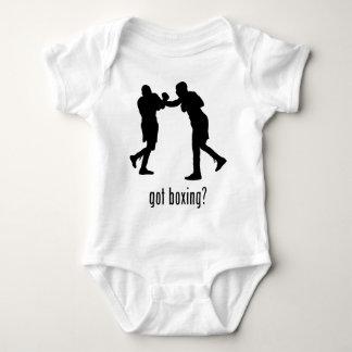 Boxing Baby Bodysuit