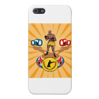 boxing boxer fighter fighting knockout punch cases for iPhone 5