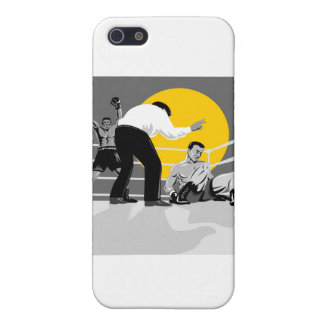 boxing boxer fighter fighting knockout punch case for iPhone 5