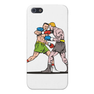 boxing boxer fighter fighting knockout punch covers for iPhone 5